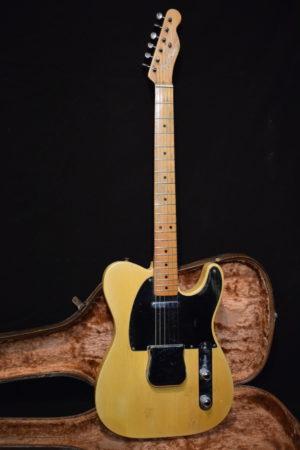 Fender Telecaster blackguard