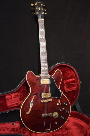 Gibson es345TD wine red